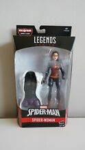 Legends spider woman figure toys