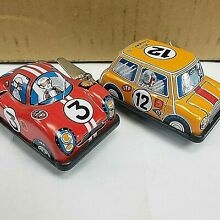 Tin toy two wind up auto turn 3