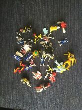 Power rangers mixed bunch of small
