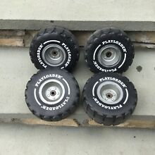 Set wheels rare playloader