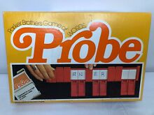 Board game 1976 parker brothers