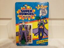 Super powers joker moc sealed