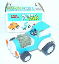 Bos funny car free wheel dragster