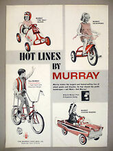 Murray toy print ad 1967 toys fire
