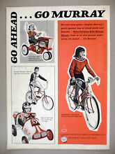 Murray bicycle pedal cars wildcat