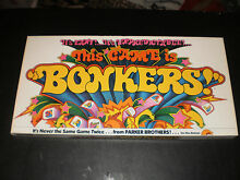 Bonkers parker bros 1978 condition