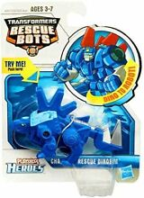 Transformers rescue bots chase the