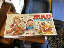 The mad magazine board game parker