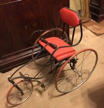 Tricycle velocipede wheel co