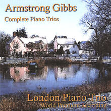Armstrong complete piano trios