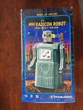 St 1997 mini radicon robot sealed
