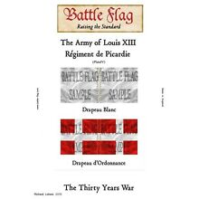 Battle flag the army of louis xiii