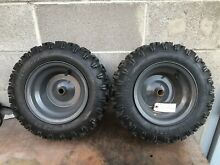 Snowblower wheel and tire 16x6 50 8