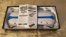 Duel console manual and box only no