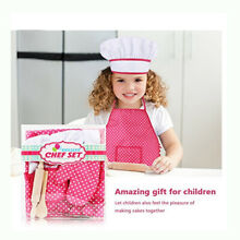 Kids toy cooking and baking set