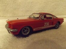 Slot cars 1966 ford mustang gt350 1