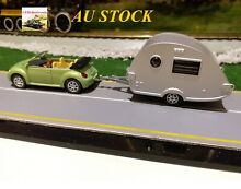 1 87 ho scale beetle caravan model