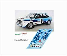Decals fiat 131 rhorl rally