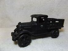 1920 s cast iron ford model a stake