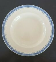 The blue funnel line soup plate