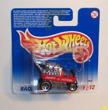 Hot wheels short card sc 1996 first