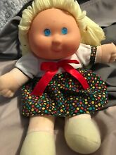 Cabbage patch doll authentic