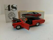 Dinky toys 1430 opel commodore 170
