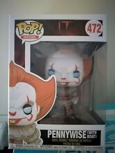 Pennywise boat funko pop it