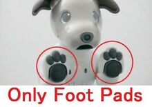 Sony aibo dog robot pet foot pads