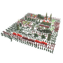 519pcs actionfiguren