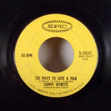Wynette the ways to amour a man