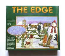 Challenging the edge snowman