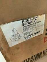 David brown a510 ratio gear box