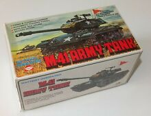 M 41 army tank battery operated