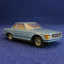 Mercedes 450sl tin litho friction