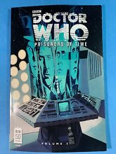 Doctor who prisoners of time volume