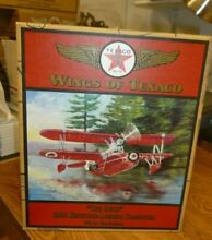 Wings of texaco the duck 1936