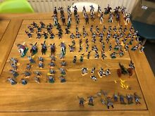 7th cavalry toy soldiers 1960s 1 32