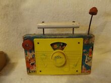 Toys tv radio toy 7 long out of 60
