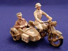 German motorcycle sidecar metal 2 7