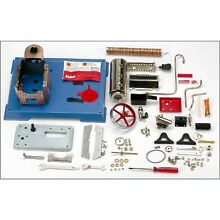 D 9 steam engine complete kit easy