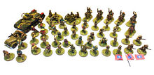 Army wwii 28mm painted