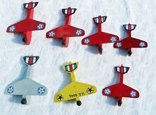 Reproduction airplanes