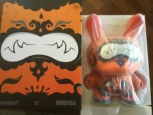 Orange drop dunny 20 by andrew bell