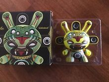 Dunny 8 shadow serpent mini god by