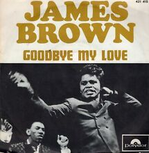 James brown goodbye my love french