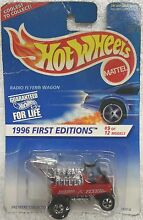 Hot wheels 1996 first editions new