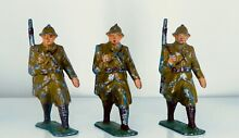 Or frenchal three troopers marching