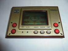 Used nintendo mh 06 game watch