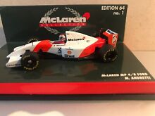 Mclaren mp 4 8 ford m andretti esc